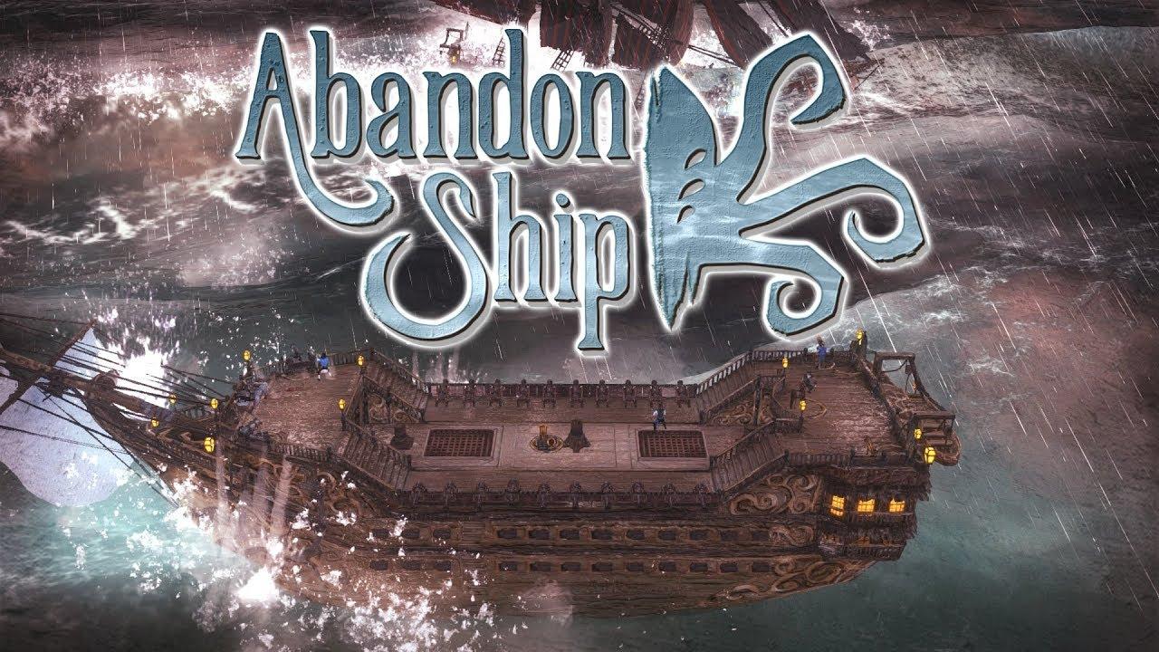 journey towa abandon ship -