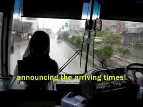 Sialkot Daewoo Express Bus part 2/2