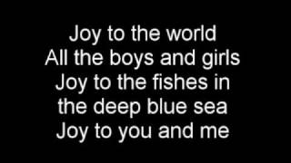 Joy to the world (Jeremiah was a bullfrog) - Karaoke
