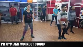 Tumhari sulu, Hawa Hawai 2.0    choreography by Suraj    Pif gym and workout studio