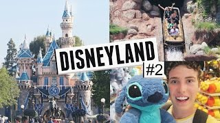 Como é a Disneyland da Califórnia? #IgorTakesLA Ep.2