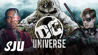 Is DC Universe In Trouble? | SJU