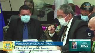 Paulo Santiago   Pequeno Expediente Russas 02 02 21