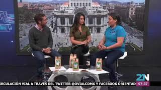 La entrevista con Alejandra Gallardo - Café y Chocolate Fest