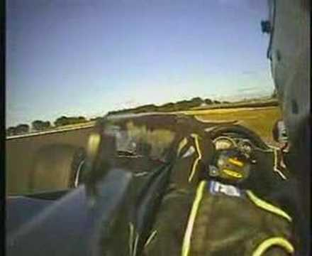 F5000 In Car Phillip Island