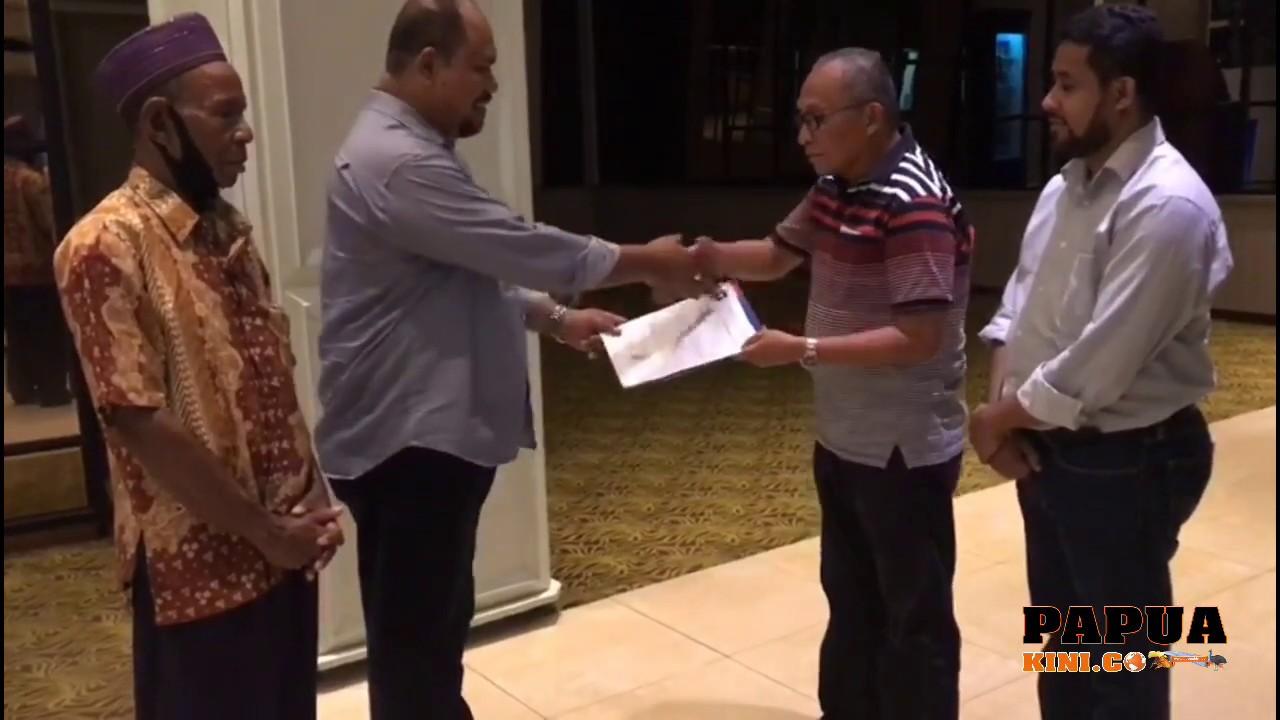 PAN Resmi Dukung Ali Bauw-Yohanis Manibuy di Pilkada Bintuni