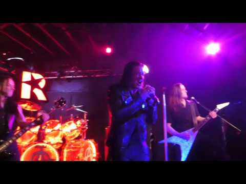 Art of Anarchy full show debut at Revolution Bar & Music Hall at Amityville, NY (04-03-17)
