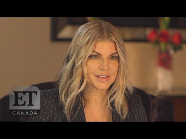 Fergie Talks Music And Motherhood