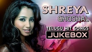 Shreya Ghoshal Telugu Best Songs || Tollywood Stars Songs Collection