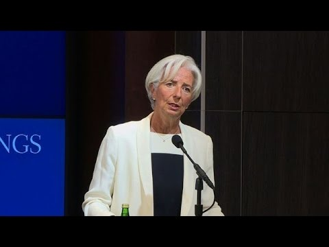 Lagarde: A new Greece program needs debt restructure