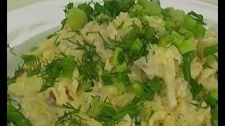 Рецепт необычного омлета с ананасами - Удачный проект - Интер