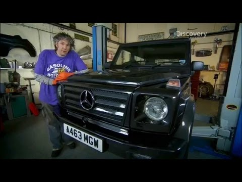 Discovery Channel Автодилеры Махинаторы Mercedes Benz G-wage
