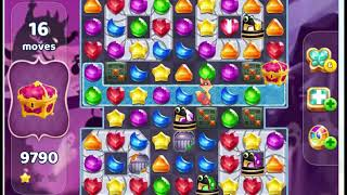 Genies and Gems Level 857