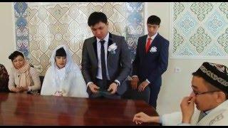 Свадьба в Павлодаре Улан и Арайлым часть 1