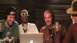 Pharrell Williams, al son del reggaeton de J.Balvin