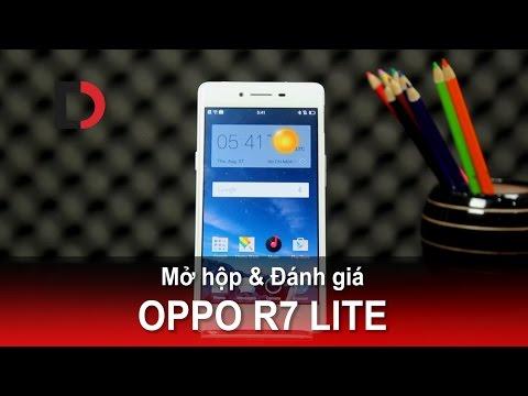 Di Động Việt - Đánh giá Oppo R7 Lite - Thời trang, cao cấp, màn hình cực đẹp
