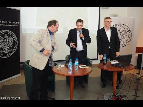 """Dyskusja z cyklu Tajemnice wywiadu"""": płk Ryszard Kukliński (IPN 24.05.2017)"""
