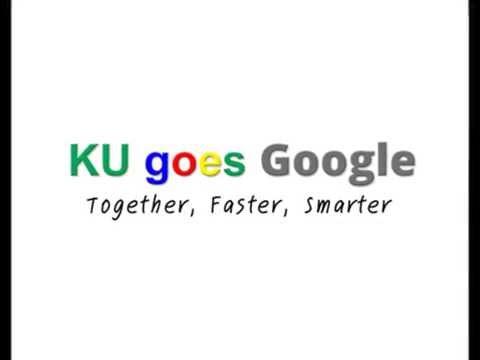 ขั้นตอนการขอบัญชีผู้ใช้ Google for Education (@ku.th)