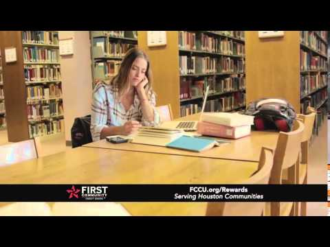 FCCU | Visa Platinum Rewards Credit Card Commercial 2015
