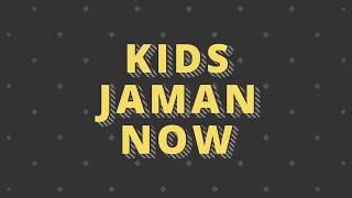 AWAKULO - #KidsJamanNow ( Video Lyric )