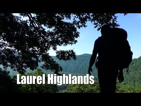 Return to the Laurel Highlands - Thru hiking 4 days 70 miles