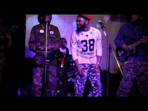 Dombolo - loi avec Ngoma Africa au Cabaret du monde
