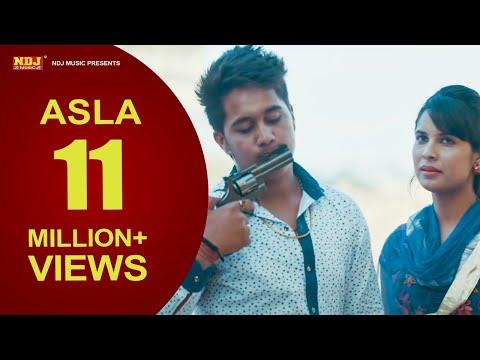 """Asla"" #New Haryanvi Song 2016 #Nippu Nepewala #Ft. Spartan Kaushik #Badmashi Song #NDJ FilmOfficial"