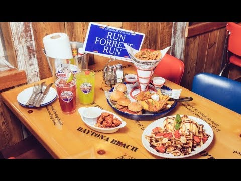 Bubba Gump Shrimp Co Restaurant & Market, London Uk 2017