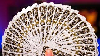 Como hacer un Abanico GIGANTE Doble con Cartas | Aprender Magia Gratis | Agustin Tash