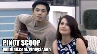 Bea Alonzo And Paulo Avelino Act With Pinoy Big Brother Housemates