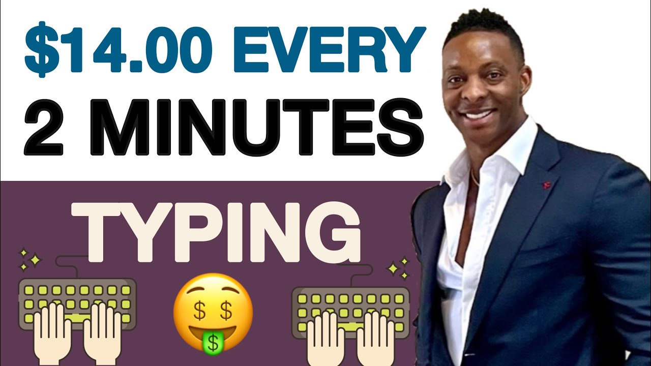 Earn $14 Every 2 Minutes For Typing | Fastest Ways To Make Money Online