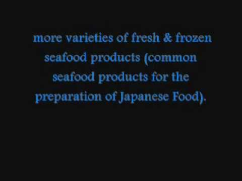 Malaysia Fresh Frozen Seafood Supplier | Japanese | Fish |
