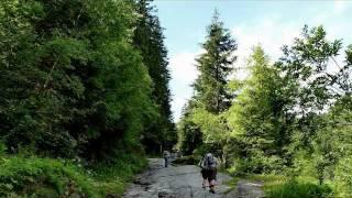 Les Alpes - Mont Blanc - Haute Savoie - France - ( Jill's Theme ) - HD / HQ