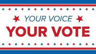 YOUR VOICE, YOUR VOTE: Live Midterm election coverage