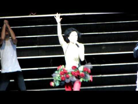 鄭秀文 Sammi Cheng MC Jin live in concert at Borgata November 2011 信者得愛 HD 1080p