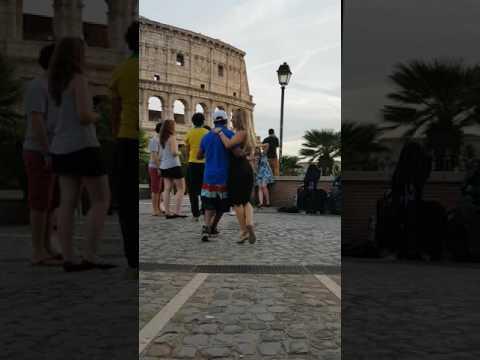 Pia & Ardyson - Forro Rome Festival - Coliseum - 2016
