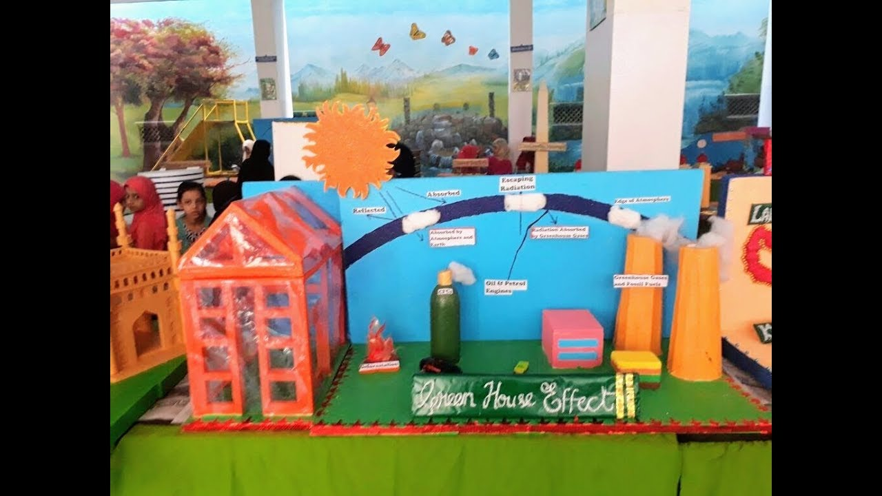 Greenhouse Effect Project
