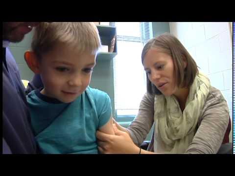 Immunize Your Kids - Keep Them Safe
