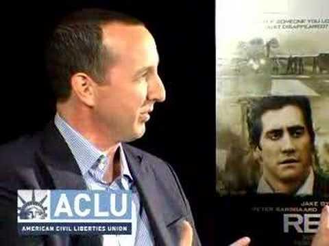 ACLU  with Gavin Hood, director of