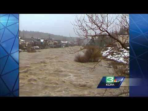 1997 New Year's flood devastated Northern California