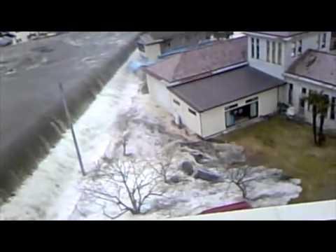 Tsunami in Minamisanriku, Miyagi Prefecture, Japan (2)