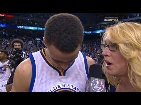 Stephen Curry Drops 46 Points, Leads...