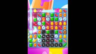 Candy Crush Jelly Saga Level 200 - NO BOOSTERS [SLUSHY SLOPES COMPLETED]