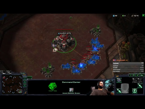 Terran- 1v1 laddering on EU - You know it