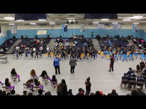 SouthWest Edgecombe High School Band - Dance Mix 2017