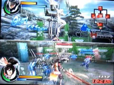 Sengoku basara samurai heroes pc game download