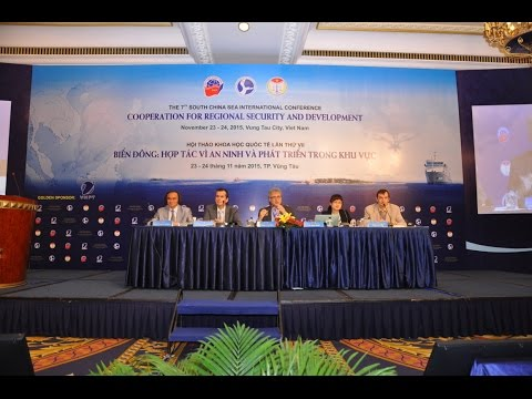 7th South China Sea Conference 2015_SESSION 4