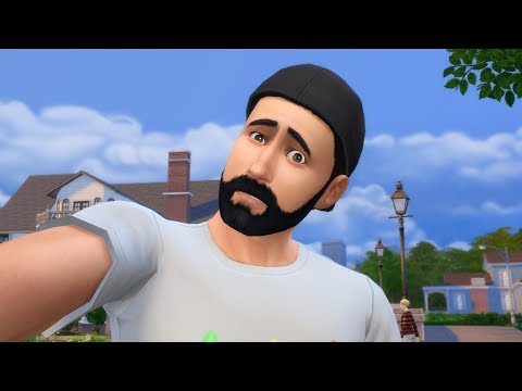 LIVING OUT MY EXCITING LIFE in The Sims 4: The Adventures of Beautiful O.B