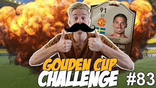 GOUDEN CUP CHALLENGE #83 - IK WIL OOK EEN SNOR!