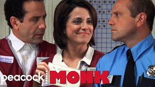 Monk Finds Out Who Killed The Employee Of The Month | Monk